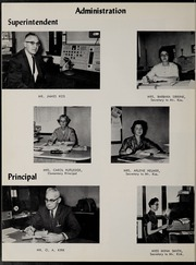Page 8, 1962 Edition, Lakeview High School - La Chatte Yearbook (Lakeview, MI) online yearbook collection