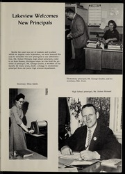 Page 11, 1965 Edition, Lakeview High School - La Chatte Yearbook (Lakeview, MI) online yearbook collection