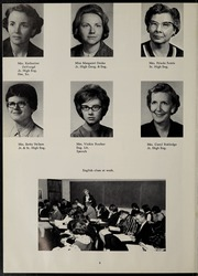 Page 12, 1965 Edition, Lakeview High School - La Chatte Yearbook (Lakeview, MI) online yearbook collection