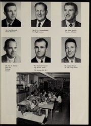 Page 15, 1965 Edition, Lakeview High School - La Chatte Yearbook (Lakeview, MI) online yearbook collection