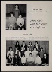 Page 12, 1966 Edition, Lakeview High School - La Chatte Yearbook (Lakeview, MI) online yearbook collection