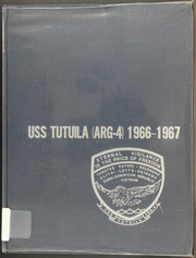 1967 Edition, Tutulia (ARG 4) - Naval Cruise Book