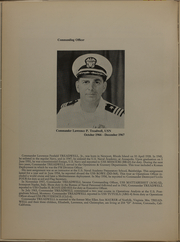 Page 14, 1968 Edition, Tutulia (ARG 4) - Naval Cruise Book online yearbook collection