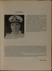 Page 15, 1968 Edition, Tutulia (ARG 4) - Naval Cruise Book online yearbook collection