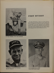Page 34, 1968 Edition, Tutulia (ARG 4) - Naval Cruise Book online yearbook collection
