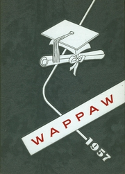 Page 1, 1957 Edition, Paw Paw High School - Wappaw Yearbook (Paw Paw, MI) online yearbook collection
