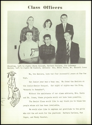 Page 12, 1957 Edition, Paw Paw High School - Wappaw Yearbook (Paw Paw, MI) online yearbook collection