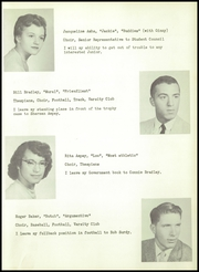 Page 13, 1957 Edition, Paw Paw High School - Wappaw Yearbook (Paw Paw, MI) online yearbook collection