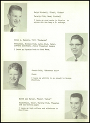 Page 14, 1957 Edition, Paw Paw High School - Wappaw Yearbook (Paw Paw, MI) online yearbook collection
