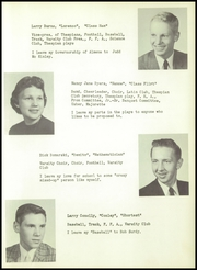 Page 15, 1957 Edition, Paw Paw High School - Wappaw Yearbook (Paw Paw, MI) online yearbook collection