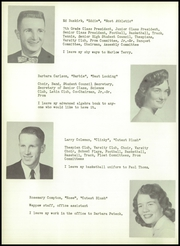 Page 16, 1957 Edition, Paw Paw High School - Wappaw Yearbook (Paw Paw, MI) online yearbook collection