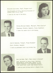 Page 17, 1957 Edition, Paw Paw High School - Wappaw Yearbook (Paw Paw, MI) online yearbook collection