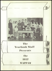 Page 5, 1957 Edition, Paw Paw High School - Wappaw Yearbook (Paw Paw, MI) online yearbook collection