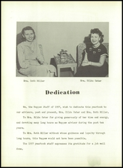 Page 6, 1957 Edition, Paw Paw High School - Wappaw Yearbook (Paw Paw, MI) online yearbook collection