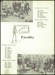 Page 9, 1957 Edition, Paw Paw High School - Wappaw Yearbook (Paw Paw, MI) online yearbook collection