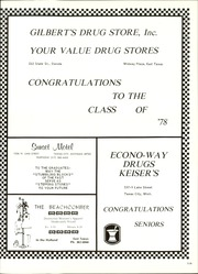 Page 123, 1978 Edition, Tawas Area High School - Brave Impressions Yearbook (Tawas City, MI) online yearbook collection