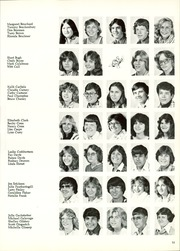 Tawas Area High School - Brave Impressions Yearbook (Tawas City, MI) online yearbook collection, 1979 Edition, Page 57
