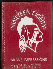 Page 1, 1980 Edition, Tawas Area High School - Brave Impressions Yearbook (Tawas City, MI) online yearbook collection