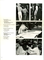 Page 14, 1980 Edition, Tawas Area High School - Brave Impressions Yearbook (Tawas City, MI) online yearbook collection