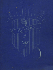 Page 1, 1949 Edition, Kalkaska High School - Hi Lites Yearbook (Kalkaska, MI) online yearbook collection