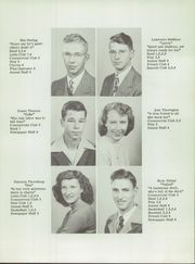 Page 13, 1949 Edition, Kalkaska High School - Hi Lites Yearbook (Kalkaska, MI) online yearbook collection