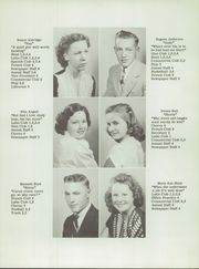 Page 9, 1949 Edition, Kalkaska High School - Hi Lites Yearbook (Kalkaska, MI) online yearbook collection