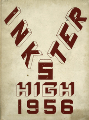 1956 Edition, Inkster High School - Yearbook (Inkster, MI)