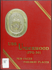 1994 Edition, Underwood (FFG 36) - Naval Cruise Book