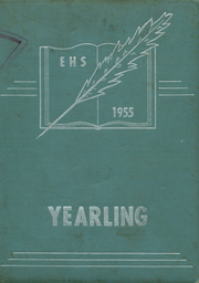 1955 Edition, Edwardsburg High School - Yearling Yearbook (Edwardsburg, MI)