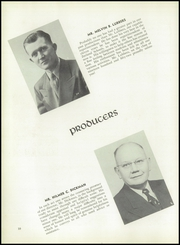 Page 14, 1952 Edition, Zeeland High School - Stepping Stone Yearbook (Zeeland, MI) online yearbook collection