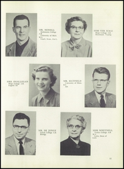 Page 15, 1952 Edition, Zeeland High School - Stepping Stone Yearbook (Zeeland, MI) online yearbook collection