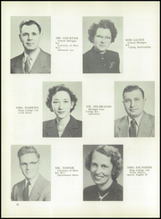 Page 16, 1952 Edition, Zeeland High School - Stepping Stone Yearbook (Zeeland, MI) online yearbook collection