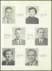 Page 17, 1952 Edition, Zeeland High School - Stepping Stone Yearbook (Zeeland, MI) online yearbook collection