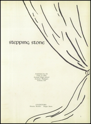 Page 5, 1952 Edition, Zeeland High School - Stepping Stone Yearbook (Zeeland, MI) online yearbook collection
