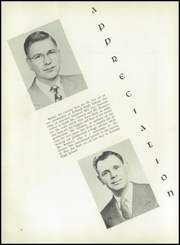 Page 8, 1952 Edition, Zeeland High School - Stepping Stone Yearbook (Zeeland, MI) online yearbook collection