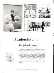 Page 16, 1969 Edition, Delton Kellogg High School - Deltonian Yearbook (Delton, MI) online yearbook collection