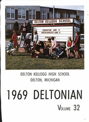 Page 5, 1969 Edition, Delton Kellogg High School - Deltonian Yearbook (Delton, MI) online yearbook collection