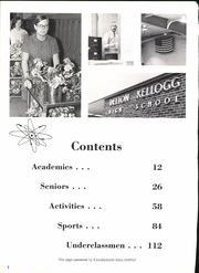 Page 6, 1969 Edition, Delton Kellogg High School - Deltonian Yearbook (Delton, MI) online yearbook collection