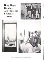 Page 8, 1969 Edition, Delton Kellogg High School - Deltonian Yearbook (Delton, MI) online yearbook collection