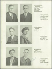 Page 12, 1945 Edition, Thornapple Kellogg High School - Trojan Yearbook (Middleville, MI) online yearbook collection