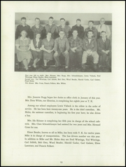 Page 14, 1945 Edition, Thornapple Kellogg High School - Trojan Yearbook (Middleville, MI) online yearbook collection