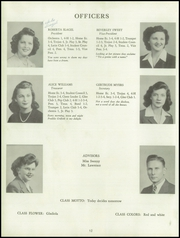 Page 16, 1945 Edition, Thornapple Kellogg High School - Trojan Yearbook (Middleville, MI) online yearbook collection