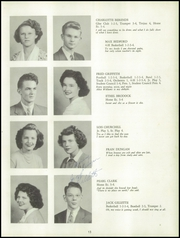 Page 17, 1945 Edition, Thornapple Kellogg High School - Trojan Yearbook (Middleville, MI) online yearbook collection