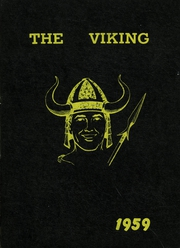 1959 Edition, Schafer High School - Viking Yearbook (Southgate, MI)