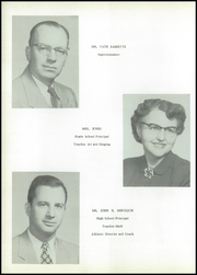 Page 12, 1954 Edition, Bentley High School - Echo Yearbook (Burton, MI) online yearbook collection