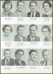 Page 13, 1954 Edition, Bentley High School - Echo Yearbook (Burton, MI) online yearbook collection