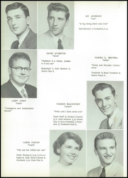 Page 16, 1954 Edition, Bentley High School - Echo Yearbook (Burton, MI) online yearbook collection