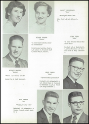 Page 17, 1954 Edition, Bentley High School - Echo Yearbook (Burton, MI) online yearbook collection