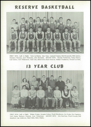 Page 34, 1954 Edition, Bentley High School - Echo Yearbook (Burton, MI) online yearbook collection