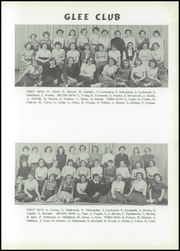 Page 37, 1954 Edition, Bentley High School - Echo Yearbook (Burton, MI) online yearbook collection